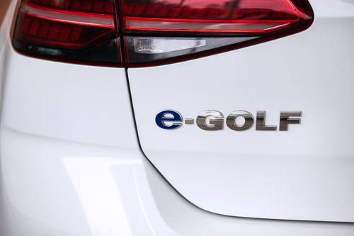 small_E-Golf: Das E-Auto von VW