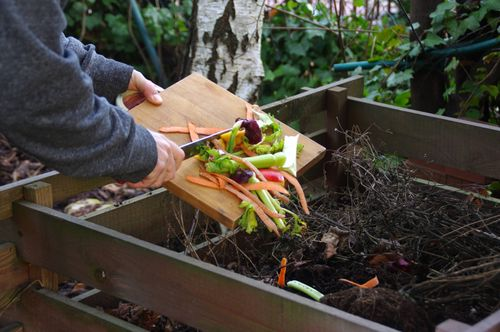 small_Gut für die Umwelt: Kompost selbst herstellen & nutzen