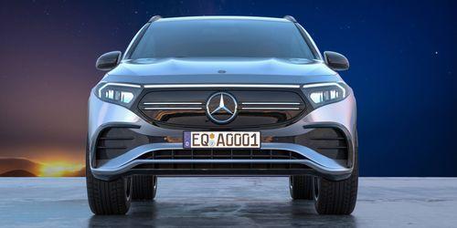 small_Mercedes EQA: der SUV im GLA-Format